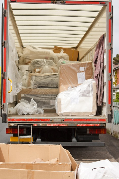 removals in mansfield